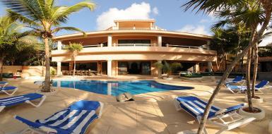 Beautiful Oceanfront Casa Yardena Villa For Rent