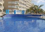 Plunge into the Pool at Casa de Los Sabados