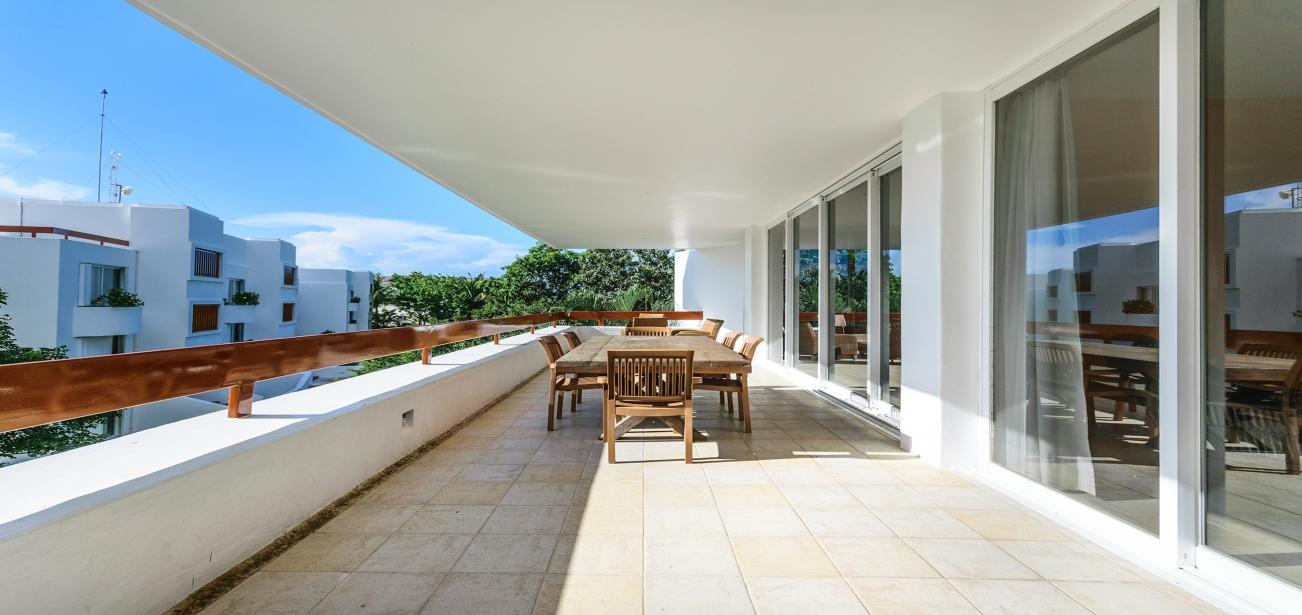 Residencias Reef 7360 with Private Patio