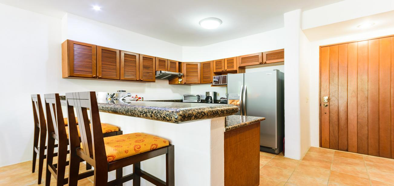 Residencias Reef Condo 7110 With Full Kitchen