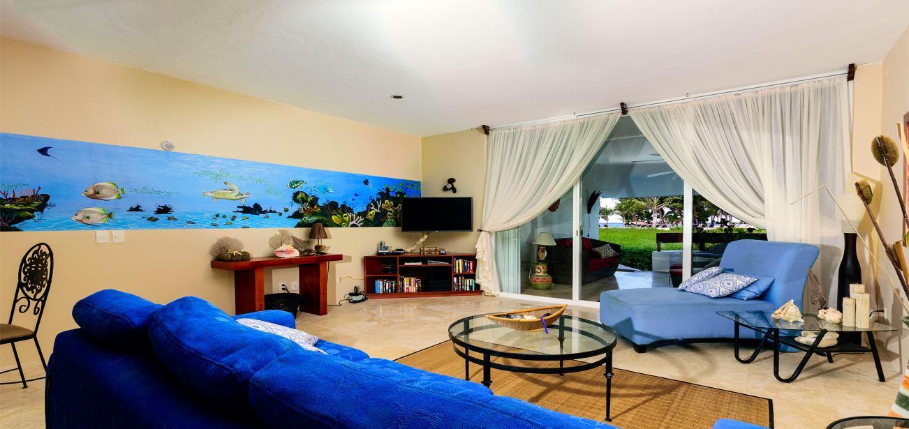 Sumptuous Residencias Reef 6140 Condo With Modern Amenities