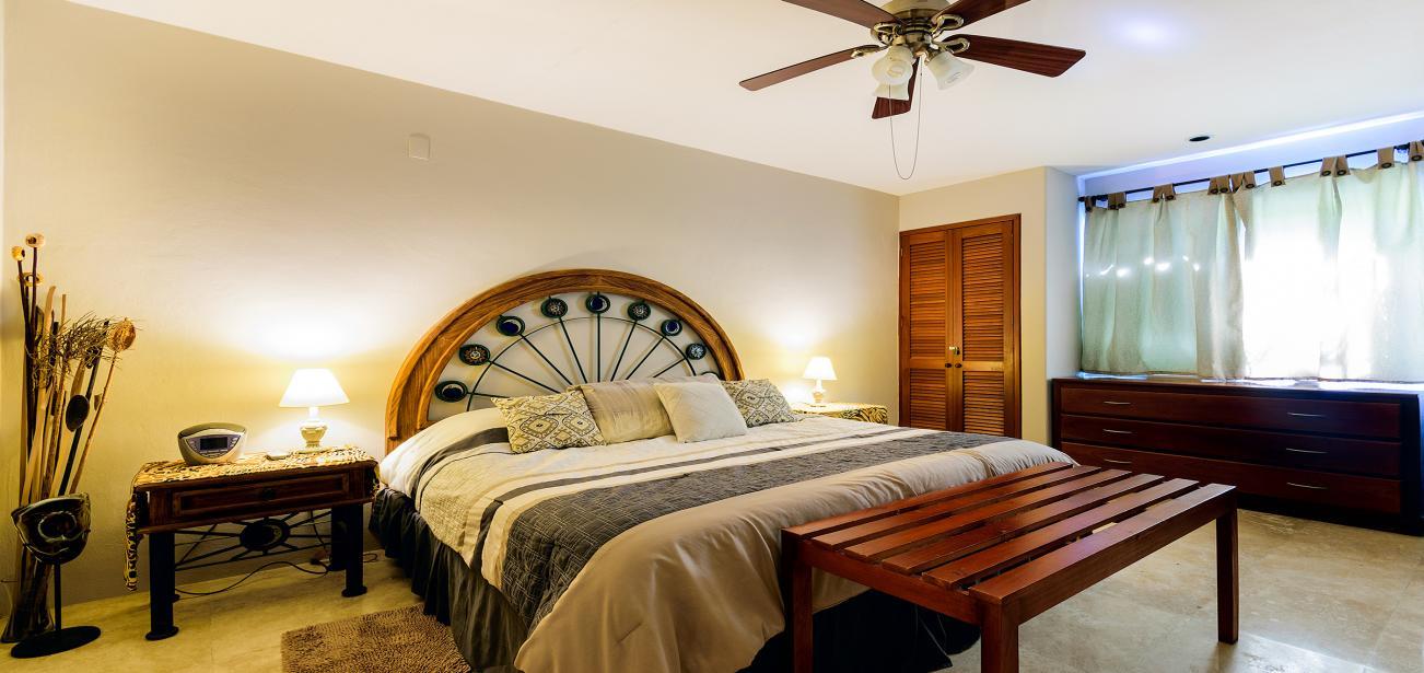 Residencias Reef 6140 Cozumel One Bedroom Condo