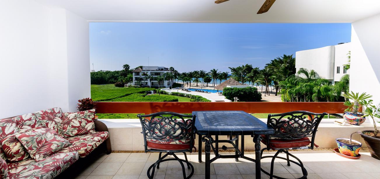 Residencias Reef 8340 Condo With Private Patio