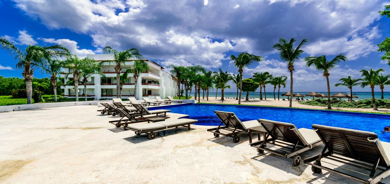 Residencias Reef 5110 With Private Pool