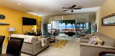Residencias reef 5130 oceanfront rental condo in cozumel