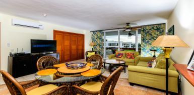 residencias reef 7330 oceanfront condo in cozumel Mexico