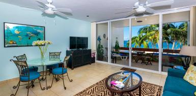 residencias reef Cozumel Island luxury vacation rentals Mexico
