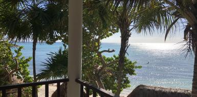 Bungalow Corazon 1 Beachfront Vacation Rental