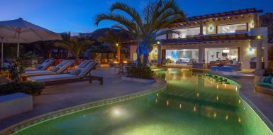 Villa Pacifica Luxury Oceanfront Rental Los Cabos