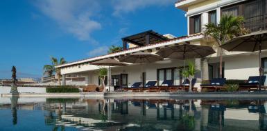 casa Los Delfines beachfront villas