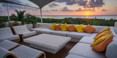 Casa Ikal Oceanfront villa for vacation rentals