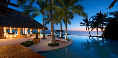 punta mita Villa Rentals luxury villas oceanfront holiday rentals