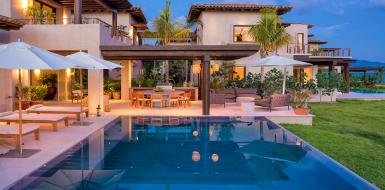 Estrella villa rentals beachfront punta mita oceanfront vacation rental