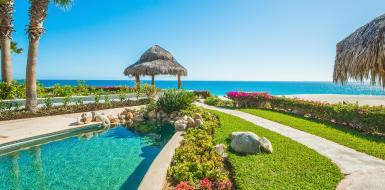 oceanfront villas Los Cabos