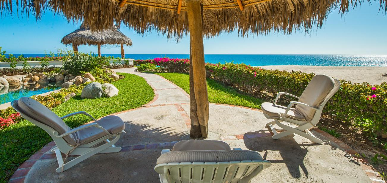 Los Cabos beach villa