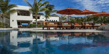 Alcini Oceanfrontal holiday Villa Rental in Cabo San Lucas Mexico