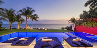 Casa Pacifica Private Beachfront Lavish Luxury Villa in Punta Mita