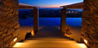 Luxury Villa Albion Mykonos Island Rental