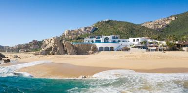 Brand New Super Luxury Villa In Los Cabos