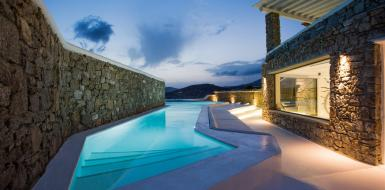 Vacation Villa Ariadne Mykonos Greece Rental