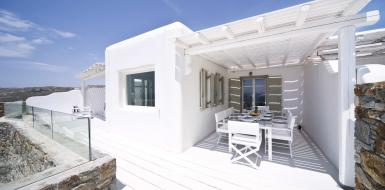 Vacation Rental Villa Aristi Mykonos