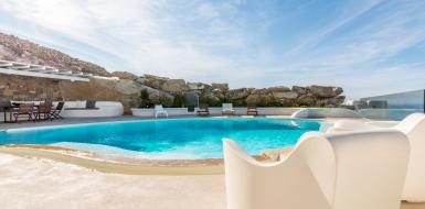 Villa Niyama Luxury Vacation Rental Mykonos