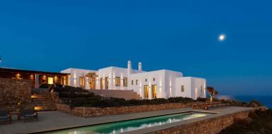 mykonos oceanfront rentals
