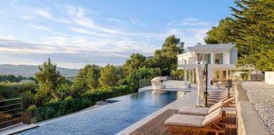 Villa Estrella Ibiza 4 Bedroom Villa