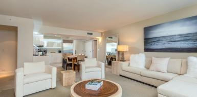 Eco Friendly Luxury seaside condo located in Miami beach