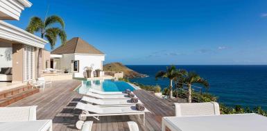 St barts Villa Rentals