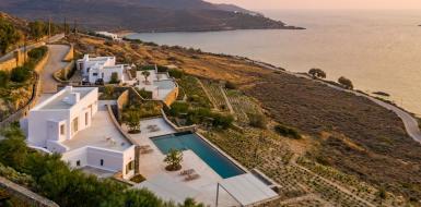 oceanfront rentals syros