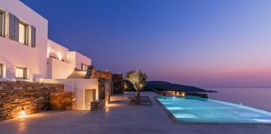 Syros oceanfront rentals