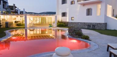 Syros Vacation Rental Villa Danza