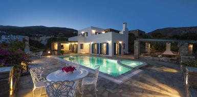 paros island vacation rental