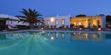 Villa Soledad Paros Island Oceanview vacation rental