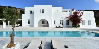 Paros Luxury Villas