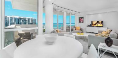 Miami Beach oceanfront rentals