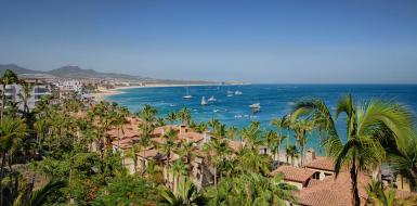condo on the beach Los Cabos