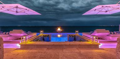 Cancun luxury villas
