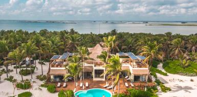 playaakun luxury beachfront vacation rental in tulum