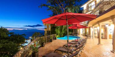 Villa Mystique Oceanfront Rental Puerto Vallarta