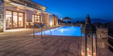 Villa halkyon Ocean view Vacation Rental Zante