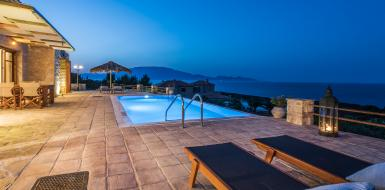 Villa Fantasia Ocean view Vacation Rental Zante