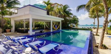 Bellamar Luxury vacation rental in akumal riviera maya