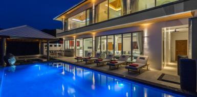 Luxury Villa Jaliza Koh Samui