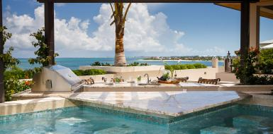 Samsara Turks and caicos luxury vacation rentals villa holiday private home