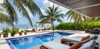 oceanfront rentals villas