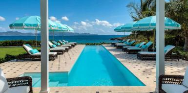 Tigh Na Mara Villa Luxury Anguilla Rentals Oceanfront Holiday rental home