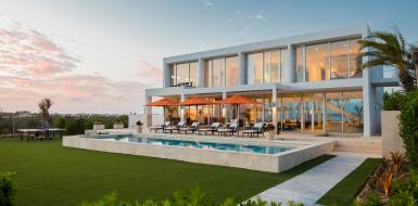 Champagne Villa Anguilla Luxury vacation Rental Holiday home