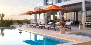 Champagne Villa Anguilla Luxury vacation Rental Holiday home